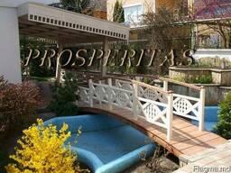 Мостики декоративные, садовые от Prosperitas.Галерея беседок