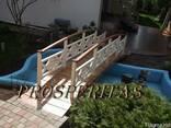 Мостики декоративные, садовые от Prosperitas. Галерея беседок - фото 3