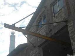 Мостовой кран кран балка тельфер Монтаж, Ремонт - фото 3