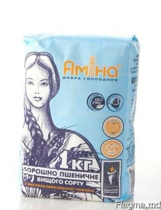 Амина. Агро-Юг-Сервис. Мука пшеничная