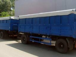 Накидка на зерновоз, тент на грузовик,укрытие сыпучих грузов
