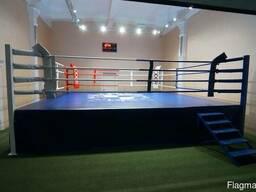 Ринги, Маты, боксерские мешки, покрытие