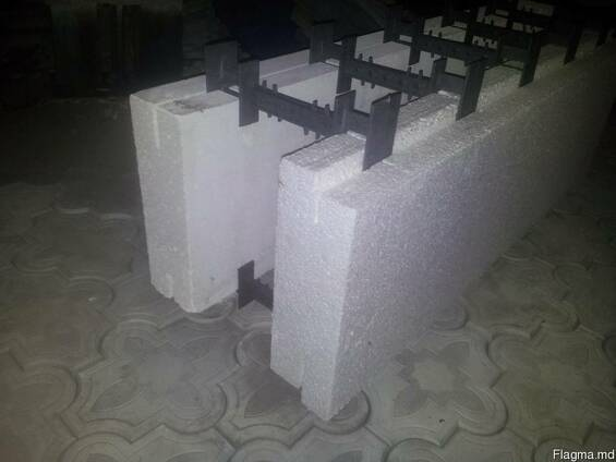 Несъемная опалубка модифицированная ComboBlock