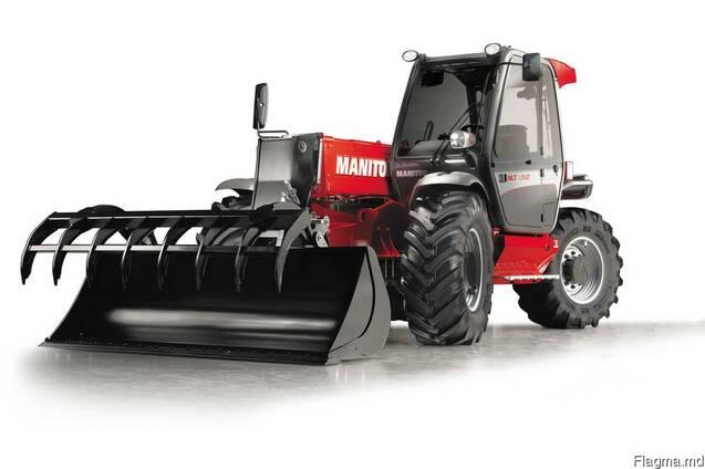 Новый погрузчик Manitou MLT-X 845 120 LSU Classic