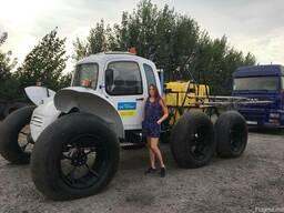 """Опрыскиватель самоходный """"Капелька-У"""" аналог Роса Украина"""