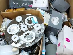 Паллеты Микс: товары для дома, бытовая техника, освещение - фото 4