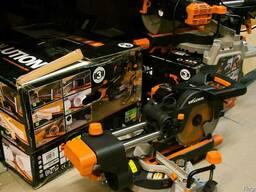 Паллеты с электроинструментом и аксессуарами - фото 3
