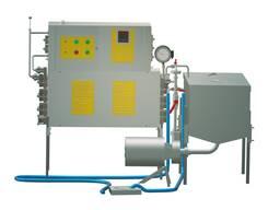 Пастеризатор на 200 л проточный УЗМ-0, 2