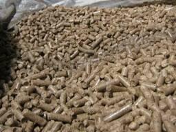Пеллета из мягких и твердых пород дерева, ENplus A1