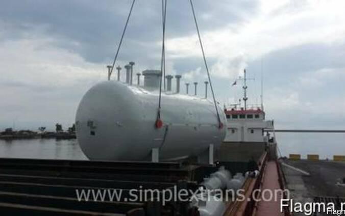Transport de utilaje petroliere si de extractie gaze natural