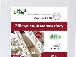 Пластификатор Compact250Euro(Retail) гипс. Ввод1%-2% жидкий