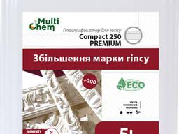 Пластификатор Compact-250 для гипса. (концентрат) 0. 1%