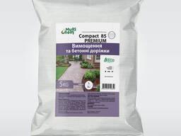Пластификатор Compact85 для тротуарной плитки 0.2-0.4%.5кг