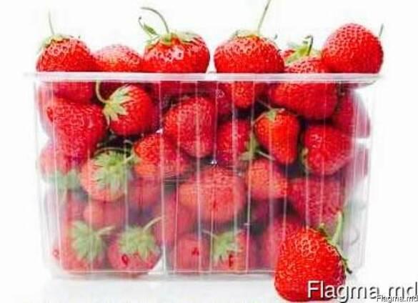 Пластиковая упаковка для ягод, пластиковая пинетка