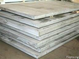 Плита алюминиевая 5083F(АМГ5) 100х1560х3000 мм купить - фото 2