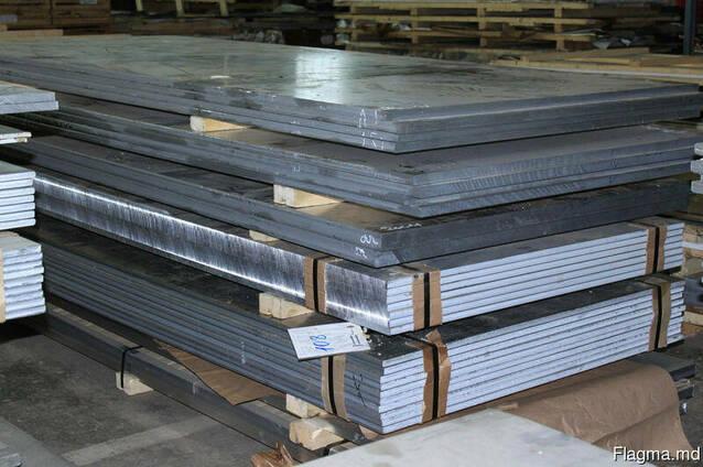 Плита алюминиевая 5083F(АМГ5) 100х1560х3000 мм купить