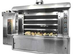 Подовая Печь с Ферментационной камерой
