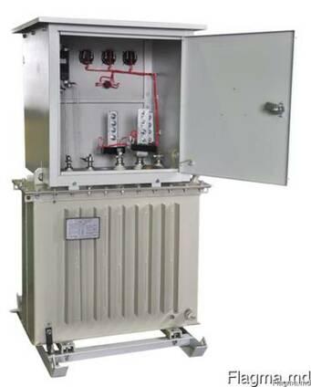 Подстанции трансформаторные комплектные для подогрева бетона