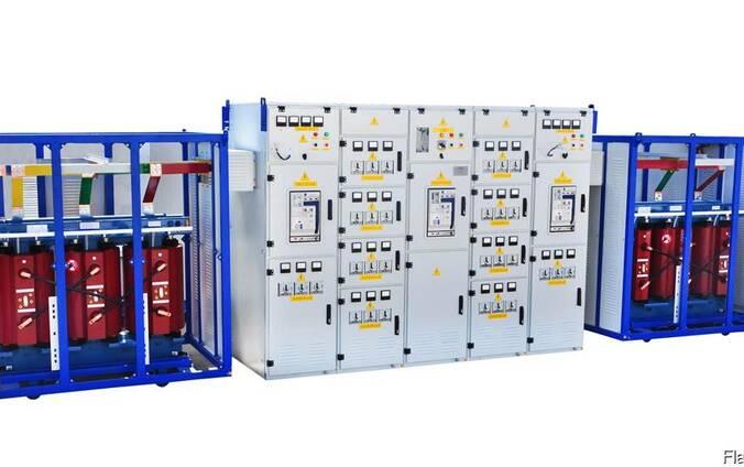 Подстанции трансформаторные комплектные КТП-250. ..2500/10(6