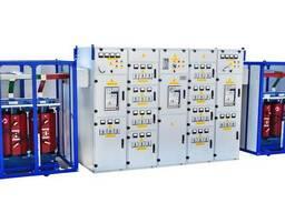 Подстанции трансформаторные комплектные КТП-250...2500/10(6