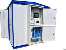 Подстанции трансформаторные комплектныеКТП-2-25. ..630/10(6) - фото 2