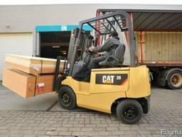 Погрузчики вилочные Cat®Lift Trucks - фото 3