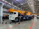 Поставка и продажа новых автокранов моделей Ивановец в Молдове - photo 1