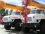 Поставка и продажа новых автокранов моделей Ивановец в Молдове - photo 3