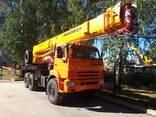 Поставка и продажа новых автокранов моделей Ивановец в Молдове - photo 4