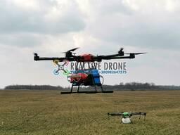 Пожарный Дрон Reactive Drone RDF-1