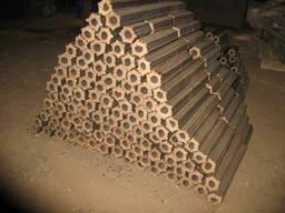 Пресс для переработки отходов древесины в топливные брикеты - фото 2