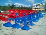 Продажа Плугов (Турция) 3-8 корпусов в Бельцах - фото 1