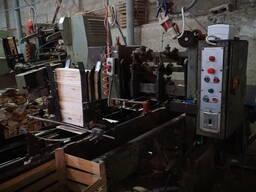 Производственная линия ящиков Corali