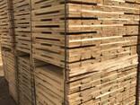 Производство пиломатериалов : паллетная , строительная доск - photo 7