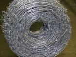 Проволока стальная гладкая, рифленная, колючая, сварочная - photo 1
