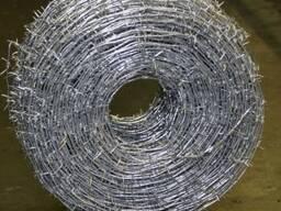 Проволока стальная гладкая, рифленная, колючая, сварочная