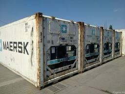 Рефрижераторный контейнер 20'