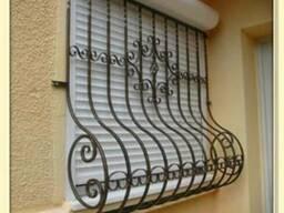 Решетки перила ворота заборы.