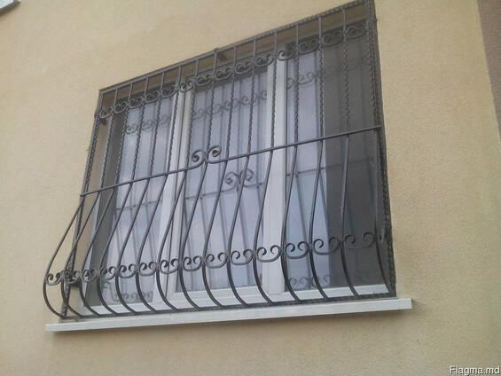 Решетки перила ворота заборы навесы ковка металлоконструкции