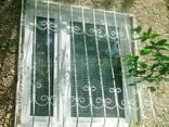 Решетки перила ворота заборы навесы ковка металлоконструкции - фото 2