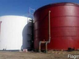 Резервуар вертикальный стальной РВС-5000м3 м. куб. от произв - фото 1