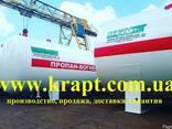 Резервуары для хранения нефтепродуктов различного объема - фото 1