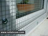 Сетка металлическая сварная, для армирования, рабица, пвс - фото 3