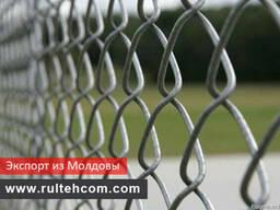 Сетка металлическая. Заборы. Экспорт из Молдовы