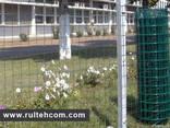 Сетка сварная оцинкованная, сетка рабица заборная, заборы. Gard - фото 2