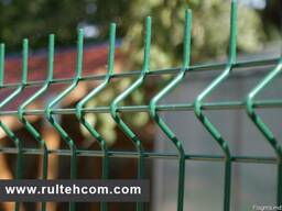 Сетка сварная оцинкованная, сетка рабица заборная, заборы. Gard - фото 4