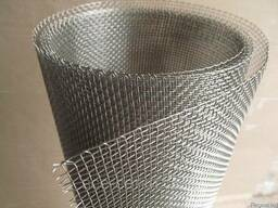 Сетка тканая нерж. ГОСТ 3826-82 4, 5х4, 5х1, 2. Цена. Купить