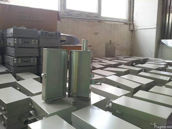 Шкафы электрические, шкафы для комутации связи и распределени