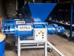 Шнековый сепаратор SEPRA