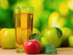 Сок яблочный концентрированный с кислотность не менее 2, 8